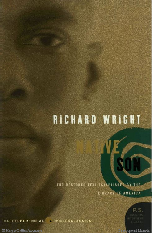 an analysis of richard wrights introduction of bigger thomas as a liar and a thief in native son Ten years ago i returned from the area of the mississippi valley to new york, my native state, after many years' residence and exploratory travels of that quarter of the union.